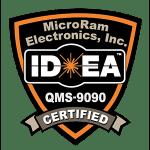 IDEA QMS 9090 Certification